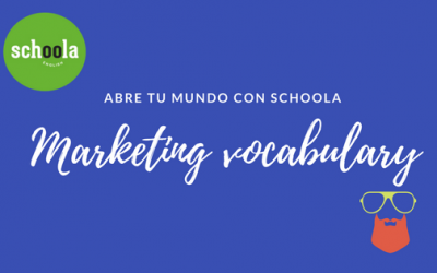 Vocabulario de marketing en Inglés