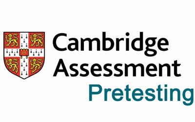 Pretesting centre for Cambridge exams